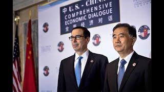 VS bevestigt dat handelsoorlog met China gepauzeerd is