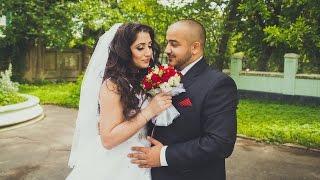 Карэн и Нелли. Армянская свадьба .我爱你 美丽
