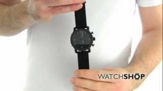 Men's Fossil Nate Chronograph Watch (JR1354)