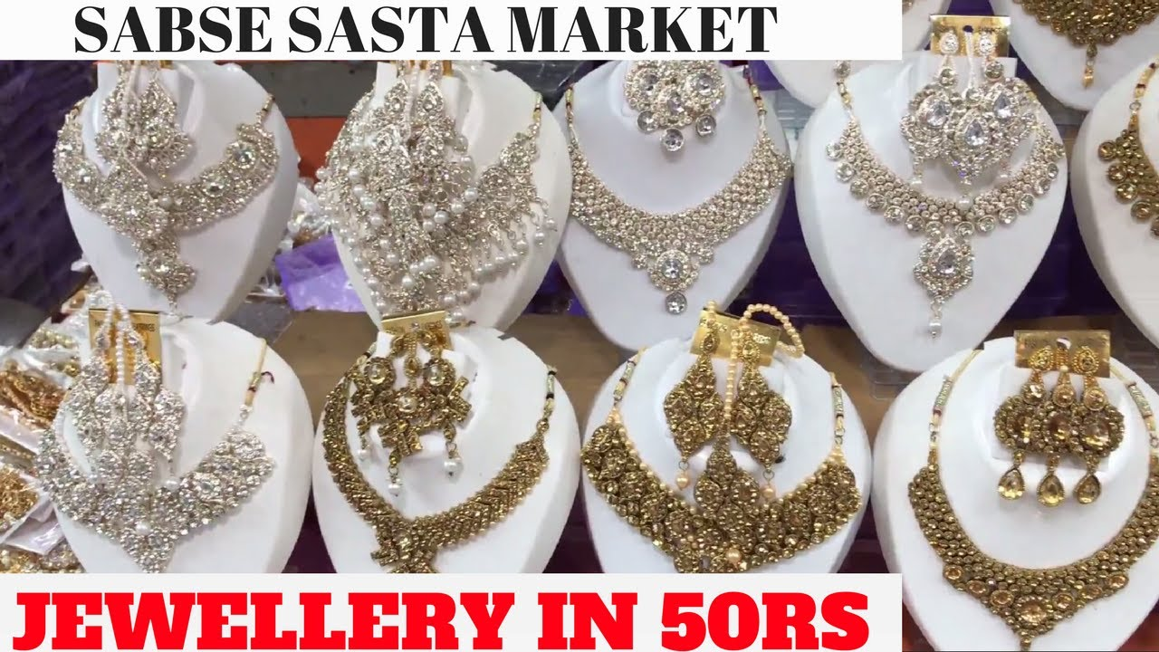 f8146d6978a Cheapest Jewellery Market Ever  Wholesale Retail