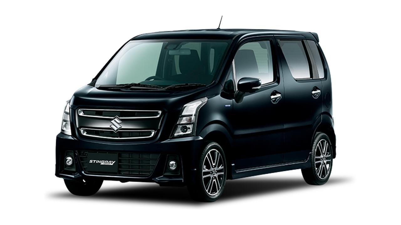 Suzuki Wagon R Stingray YouTube