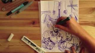 Episodio 32 - Pacific Rim! - Cherno Alpha Sketch