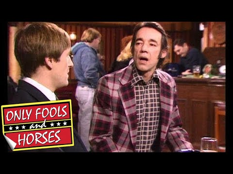 If it's a boy they're naming him Rodney... - Only Fools and Horses - Series 7 - BBC Comedy Greats