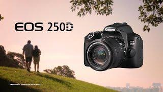 Самая легкая и компактная зеркальная камера от Canon
