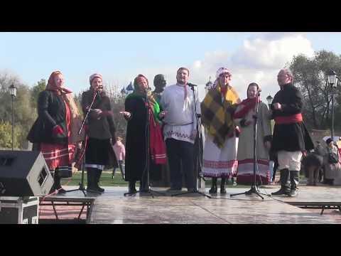 """""""Равень"""" в Серпухове. Фестиваль  """"На стыке трех губерний"""", сентябрь 2019 г."""