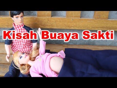 🔴Cerita Dongeng - Kisah Buaya Ajaib 🔴Drama dongeng anak boneka BARBIE🔴Cerita rakyat papua