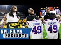 The Edmunds Bros: Just Three Brothers Playing Ball | NFL Films Presents