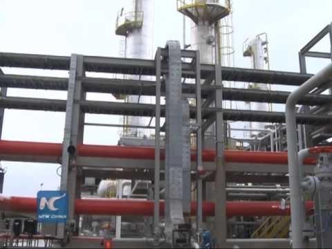 Chinese Energy Giant Helps Ghana Develop Oil, Gas Industry