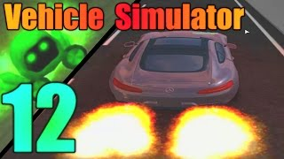[ROBLOX: Vehicle Simulator] - Lets Play Ep 12 - ALIENS! And ROCKET FUEL!