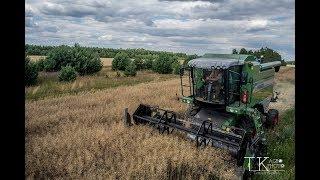 Harvest 2018 / Żniwa 2018 - Fendt 5180E