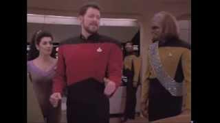 Video Star Trek TNG - Season 5 Gag Reel download MP3, 3GP, MP4, WEBM, AVI, FLV November 2018