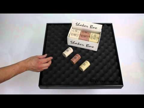 Mini Shaker Medium Pitch Acacia video