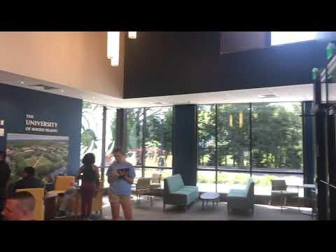 University Of Rhode Island College Tour