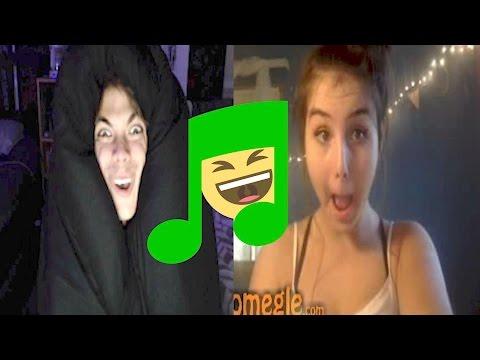 Chatroulette & Omegle - Music & Fun #3