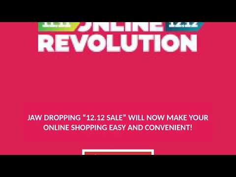 Lazada Singapore Newest Promo Codes For Christmas Sale Online Revolution 2017 - Tips