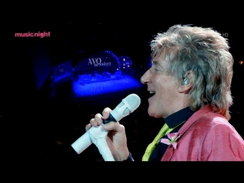Rod Stewart - AVO Session Basel  Concert 14&15-nov-