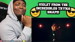 SHE BETTER AT DANCING THEN STOPPING CRIME!!! Sally Walker - Jojo Gomez Choreography- REACTION