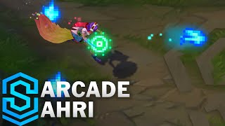 Arcade Ahri (2020) Skin Spotlight - League of Legends