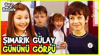 EMRE, ŞIMARIK GÜLAY'A DERSİNİ VERDİ! - Bez Bebek 20. Bölüm