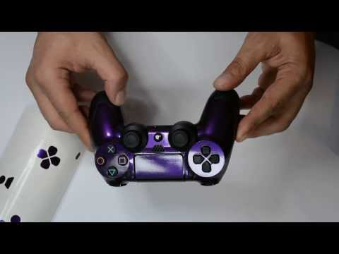 Review Ps4 Controller Wrap Decal Sticker Skin Playstation 4
