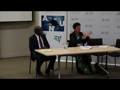 Plenary Panel 2: Security, Peacebuilting and Conflict Resolution in the Pacific