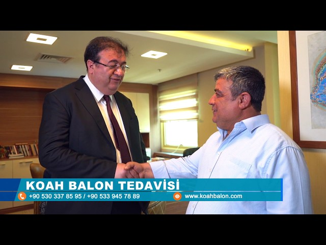 KOAH BALON TEDAVİSİ TANITIM FİLMİ