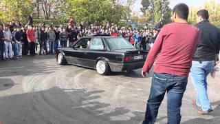 E30 Drift Yanlama