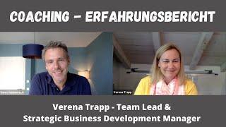 Erfahrungsbericht aus dem Coaching bei Heidenreich-Consulting - Verena Trapp