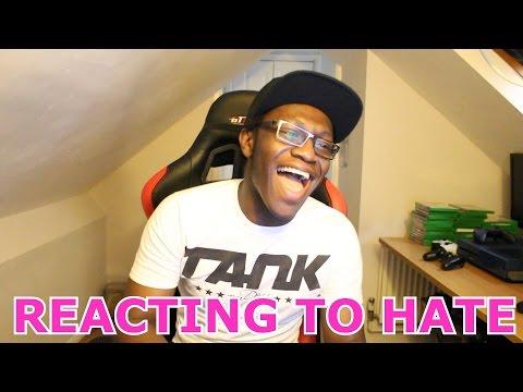 Reacting To Deji HATE Videos!