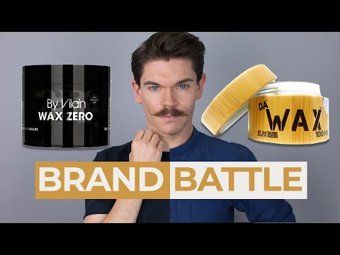 By Vilain Wax Zero vs. Da'Dude Da Wax | Brand Battle