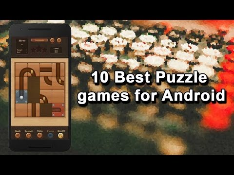 Top 10 Best Puzzle Games For Android 2016