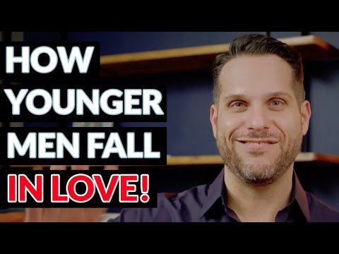 What Makes Younger Men Fall In Love With Older Women
