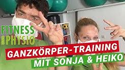Sonja + Heiko, 17.04.2020, Ganzkörper-Training