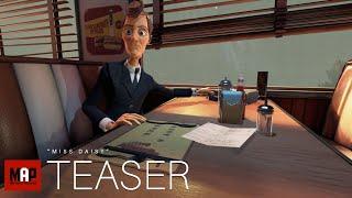TRAILER | Divertido CGI cortometraje Animado en 3d ** MISS DAISY ** de Acción Divertido cg película por el NAD-UQAC