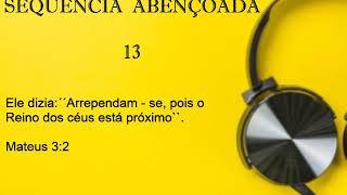 Sequência Abençoada 13 - DJ Marcelão de Cristo (Funk Gospel)