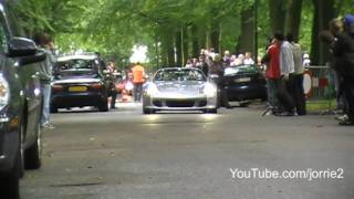 Porsche Carrera GT lovely sound!
