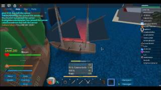 (Rarest Glitches) POSSESSED SPEAR OF THE SEAS?!? | ROBLOX AA