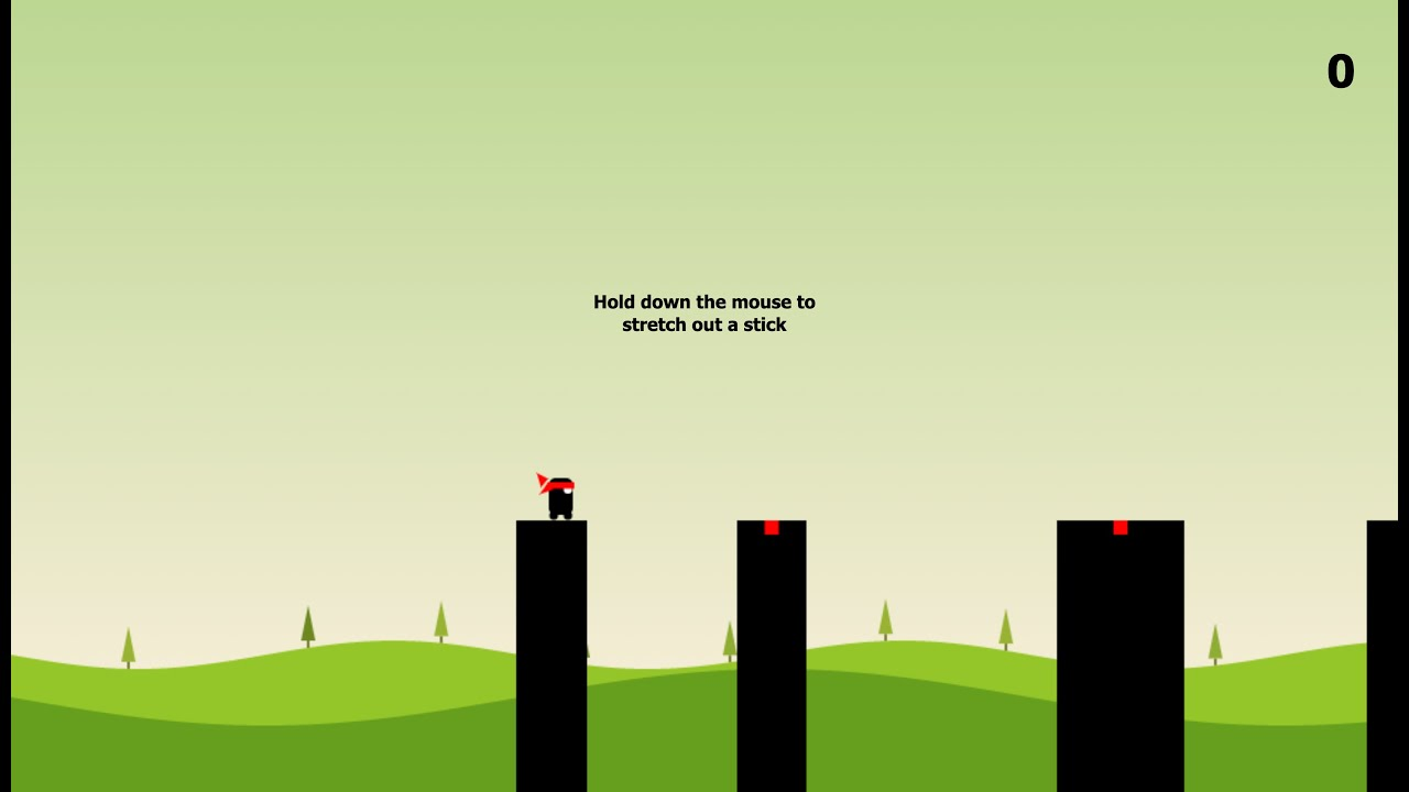 Code a Stick Hero Game with JavaScript and HTML Canvas