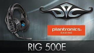 Plantronics RIG 500E. Комбинируй как хочешь!