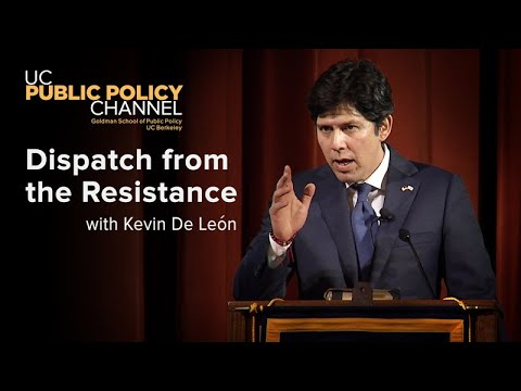Dispatch from the Resistance with Kevin De León