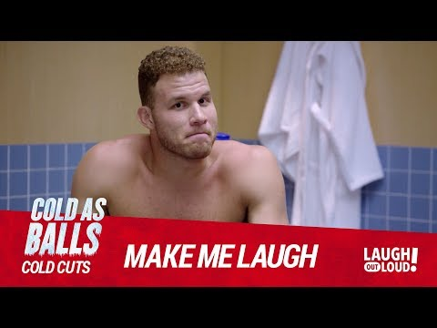 Blake Griffin Tries To Make Kevin Hart Laugh I Cold As Balls: Cold Cuts