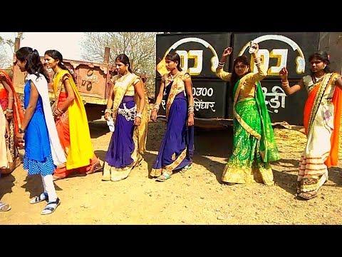 एक कव गुजराती गाव एक कव आदिवासी गाव || new Adiwasi timli2018 Full HD