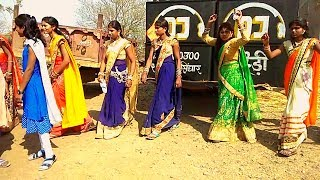 एक कव गुजराती गाव एक कव आदिवासी गाव || new Adiwasi timli  2018 Full HD