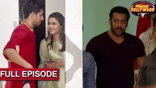 Alia - Sidharth Put All Break-up Rumors To Rest? | Akshay Chose To Skip Salman's Diwali Party