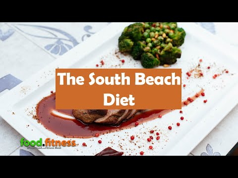 The South Beach DietPros and Cons and who is the diet good for?