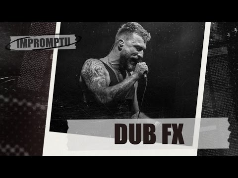 Interview with Dub FX on Life & Looping. Impromptu #Dukascopy