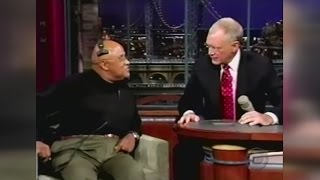New Mexico's moments and mentions on David Letterman show