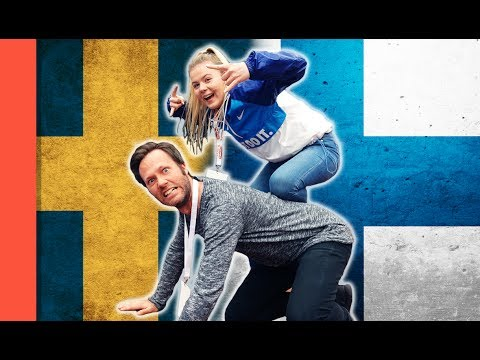 FINNISH VS SWEDISH #5 - Language Challenge