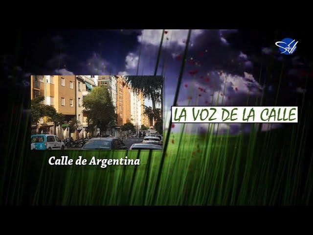 La Voz de la Calle - Calle de Argentina