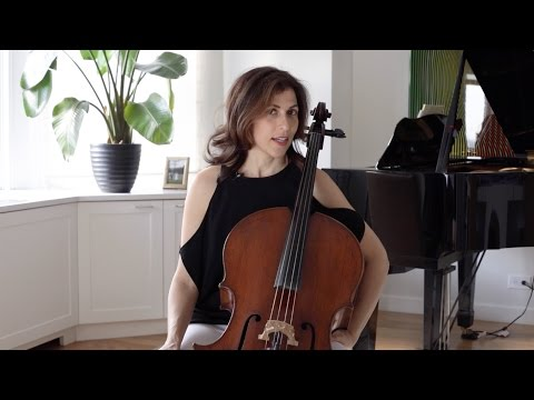 Bach Masterclass: Prelude from Suite No. 1 - Musings with Inbal Segev